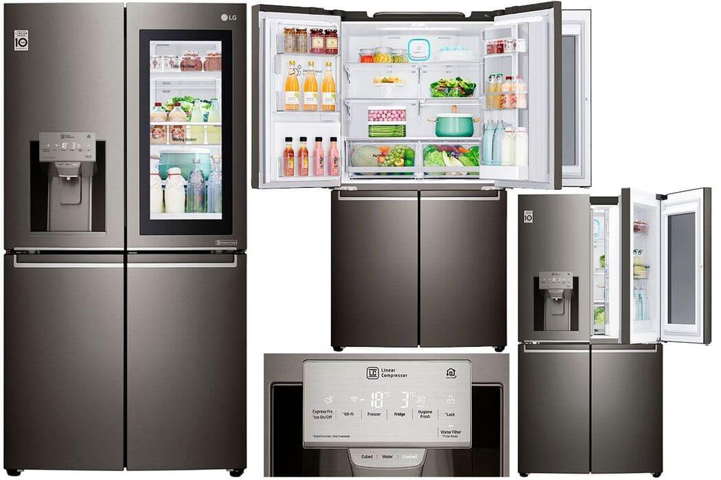 Камеры холодильника