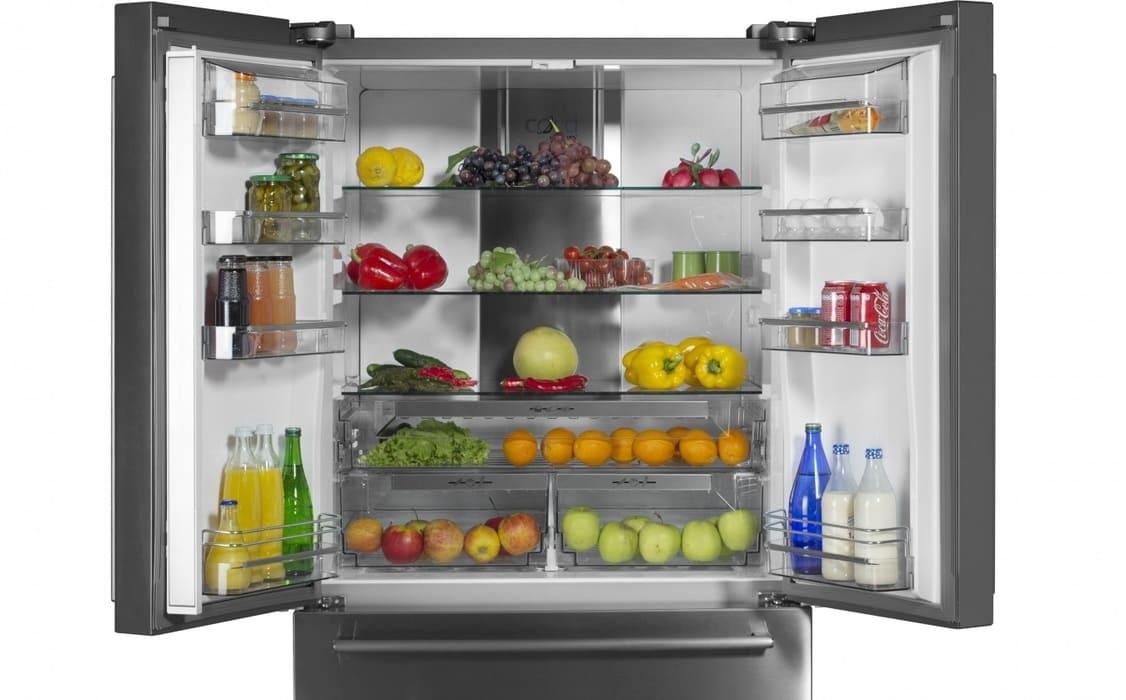 Вместимость и объем холодильника