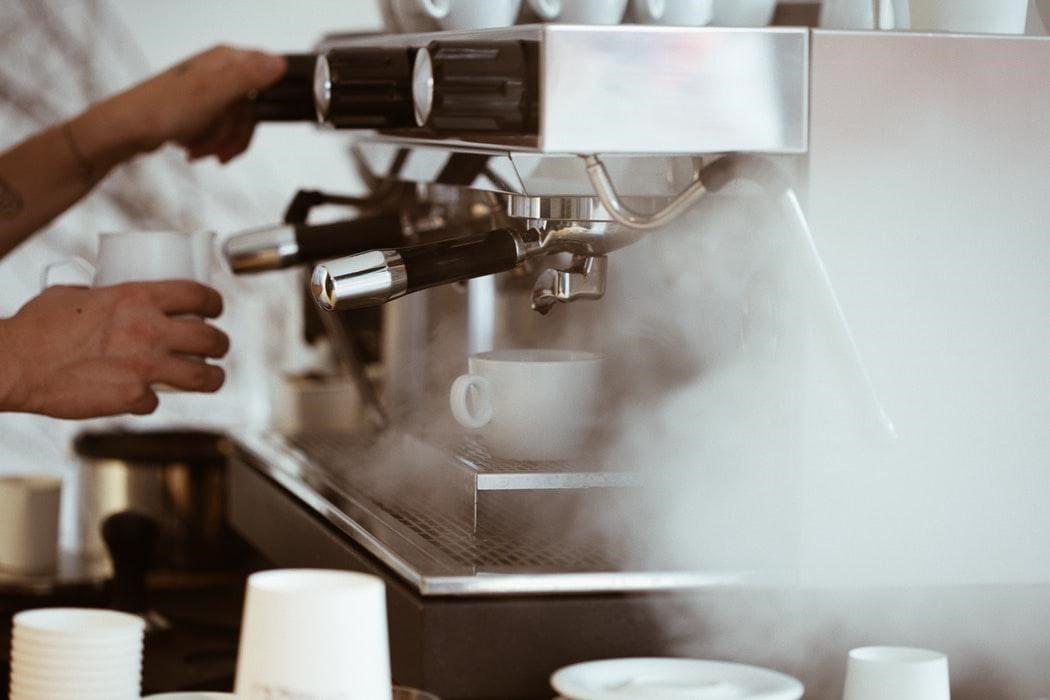 Быстрый пар кофемашины