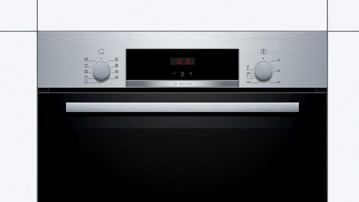 Электронное управление духовкой