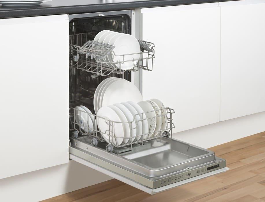 Компактная посудомоечная машина 45 см