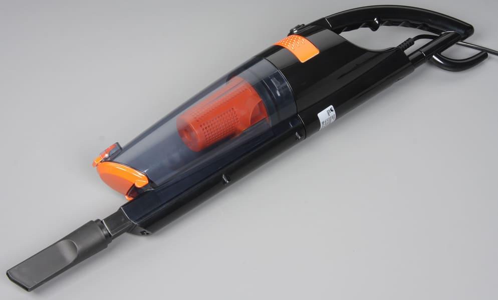 лучший вертикальный пылесос Kitfort KT-525-1