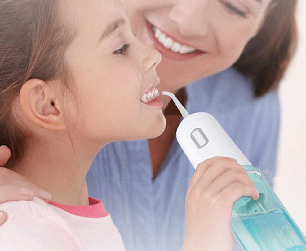 Можно ли детям пользоваться ирригатором