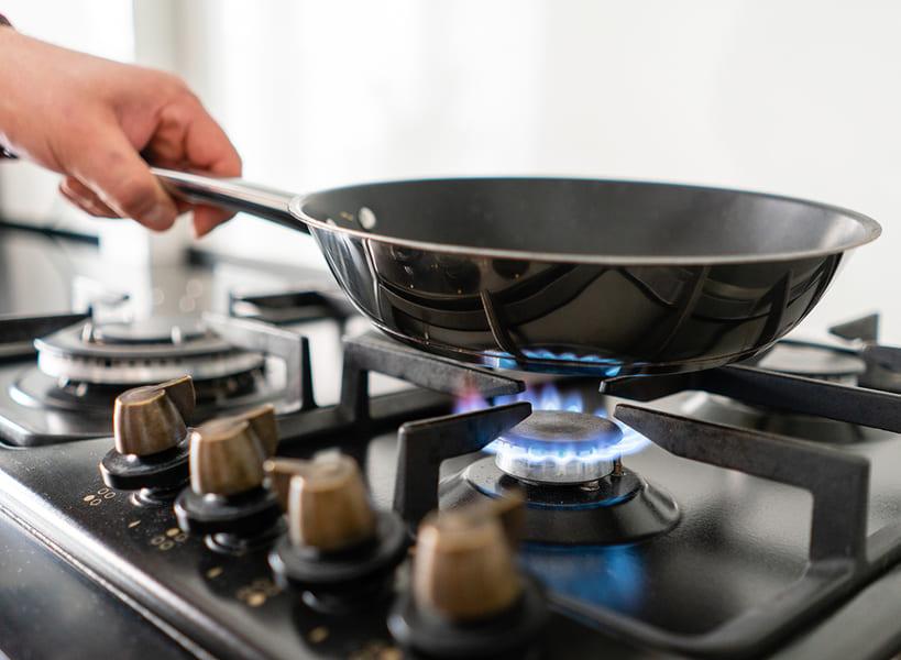 правильный выбор газовой плиты