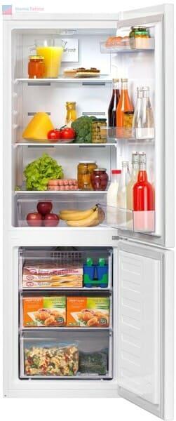 бюджетный холодильник BEKO RCNK 270K20 S
