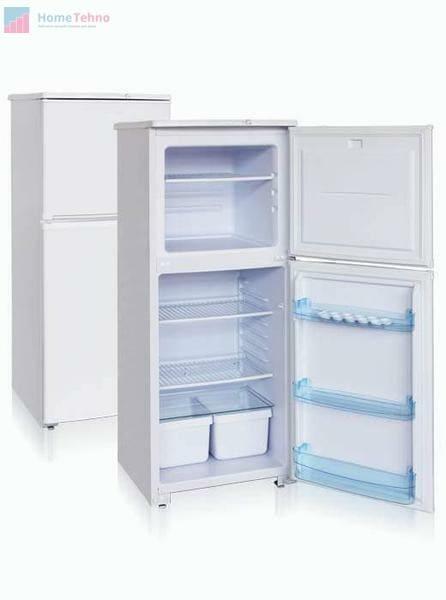 бюджетный холодильник Бирюса 153