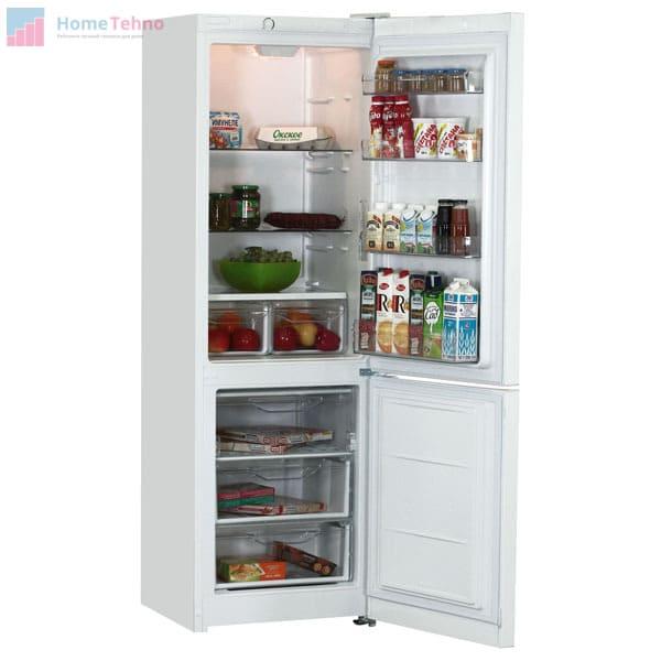 бюджетный холодильник Indesit DS 318 W