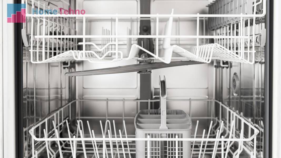 чистим правильно посудомоечную машину