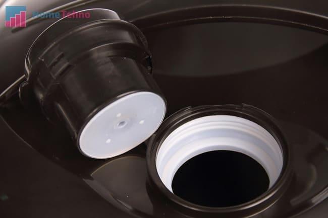 Чистка парового клапана мультиварки