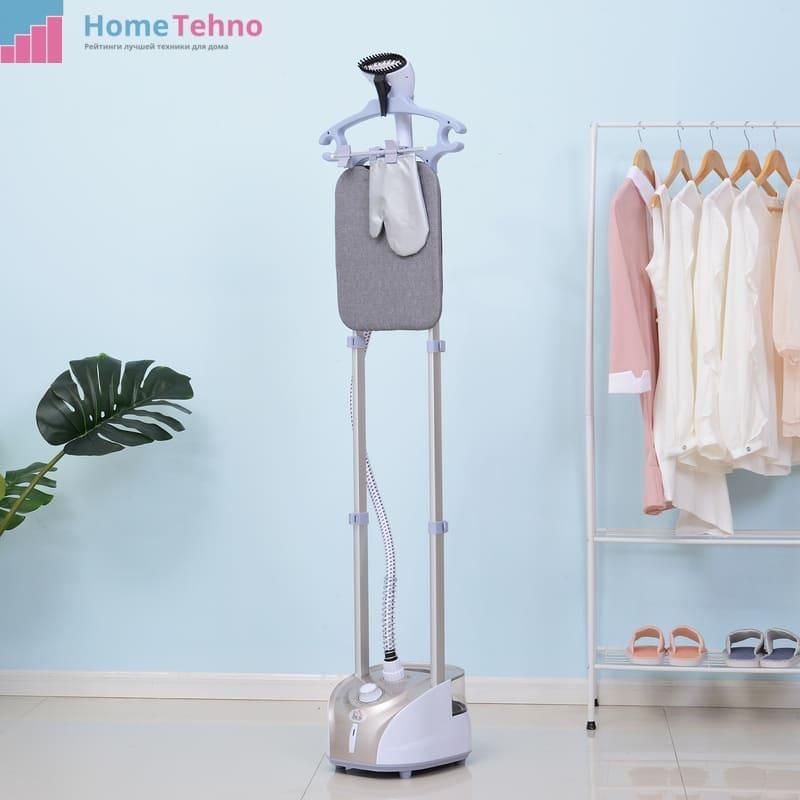 Как выбрать вертикальный отпариватель для одежды