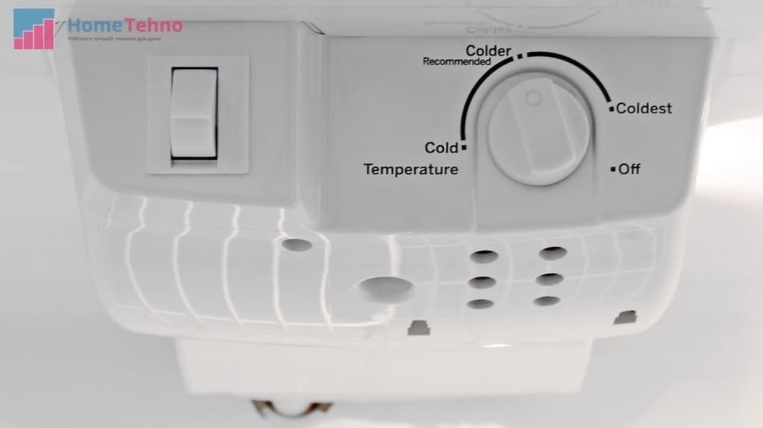 какую температуру выбрать для холодильника