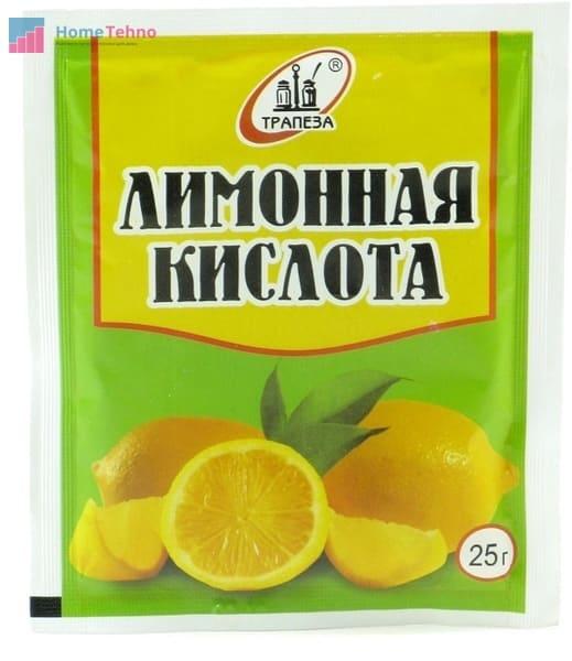 лимонная кислота для чистки мультиварки