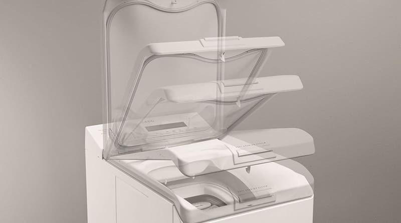 Лучшие вертикальные стиральные машины