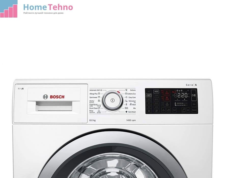 Почему не работает стиральная машина Bosch