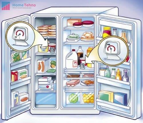 советы по настройке температуры холодильника