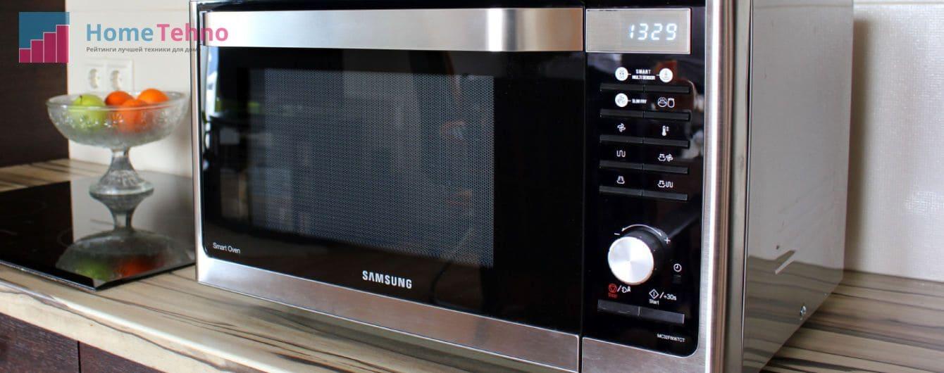 традиционная микроволновая печь