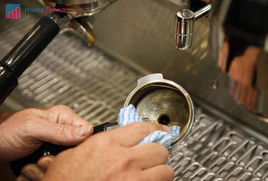 чем опасна накипь для кофемашины