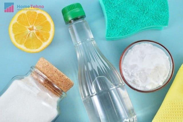 домашние средства для устранения запаха в холодильнике