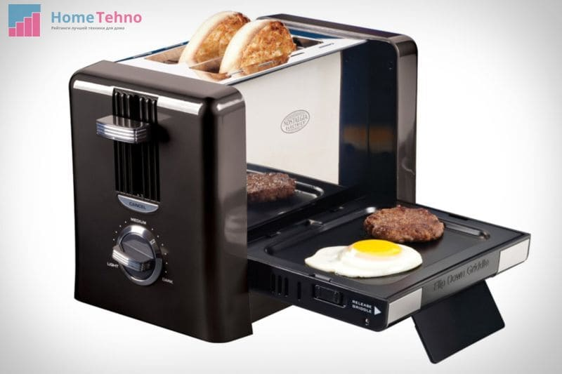 дополнительные функции тостера