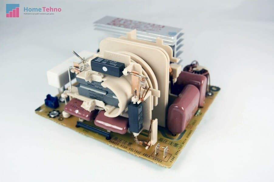 Инвертор микроволновки