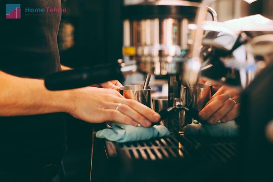 как почистить кофемашину разных брендов