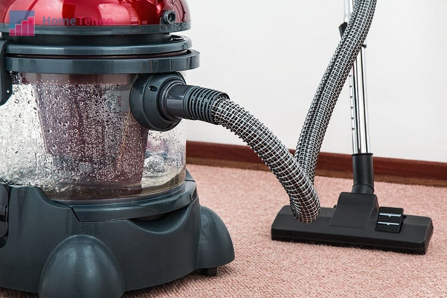 как пользоваться пылесосом с аквафильтром