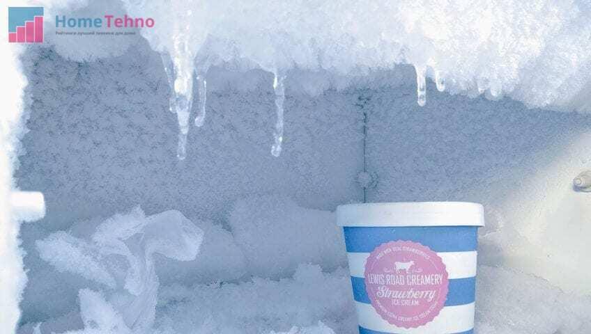 как помыть морозильную камеру