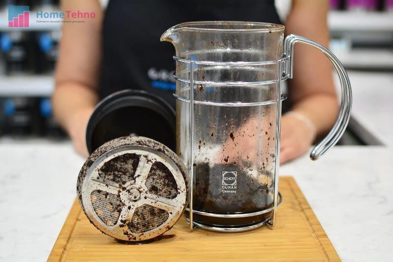 как понять что вашей кофемашине нужна чистка