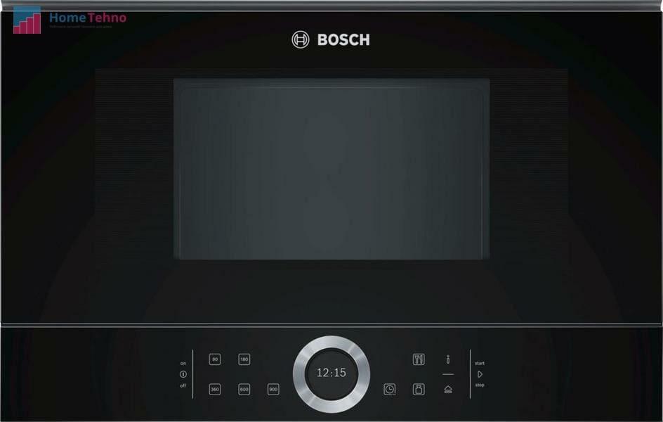лучшая микроволновка Bosch BFL634GS1