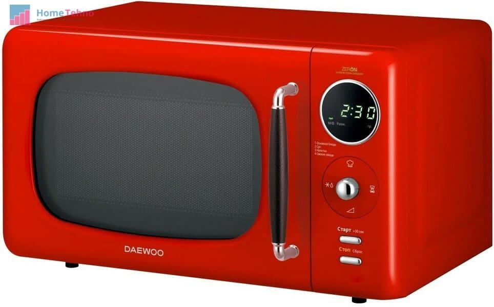 лучшая микроволновка Daewoo Electronics KOR-669RM