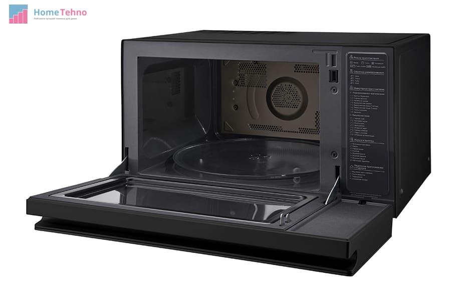 лучшая микроволновка LG MJ-3965 BIS