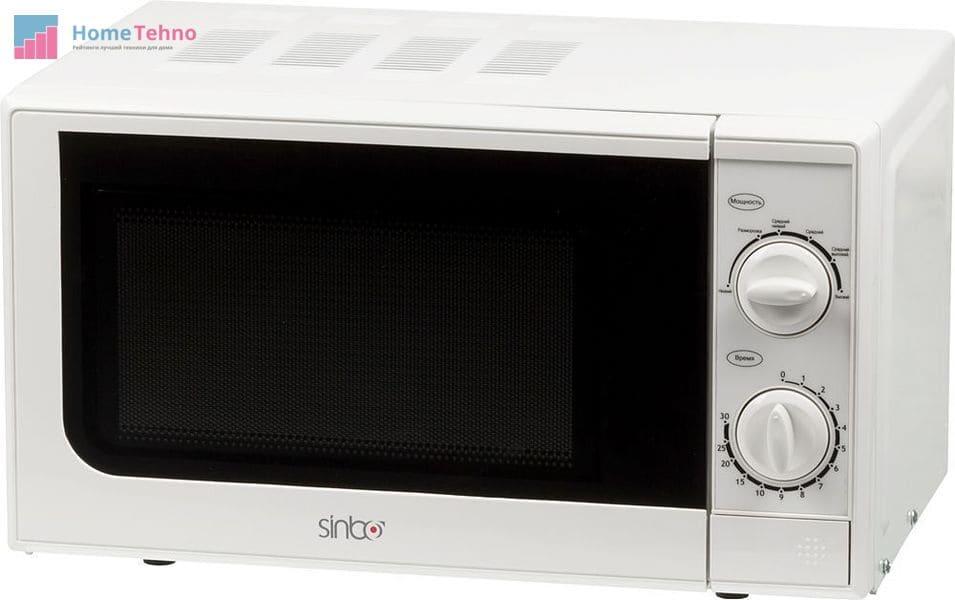 лучшая микроволновка Sinbo SMO 3656