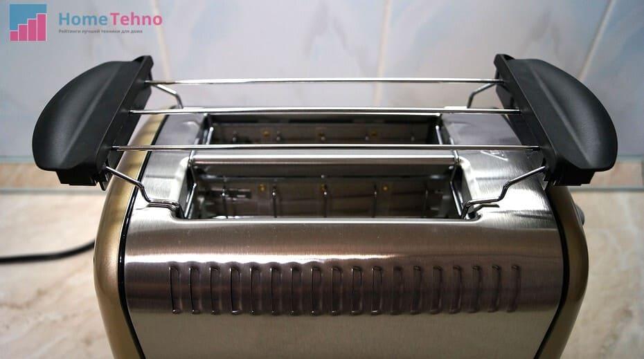 металлический тостер
