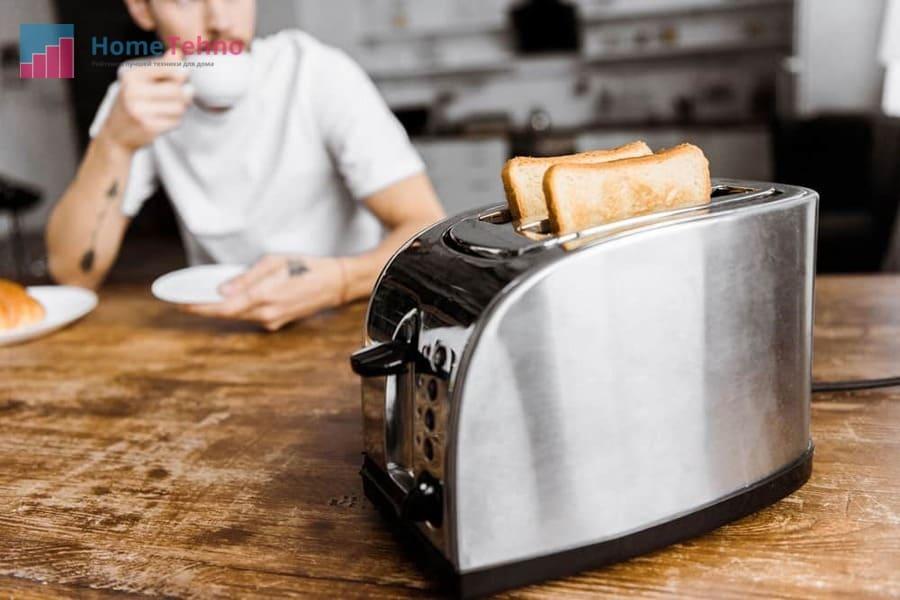 советы по использованию тостера