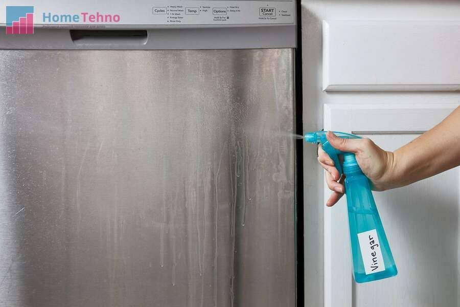 средства для уборки холодильника