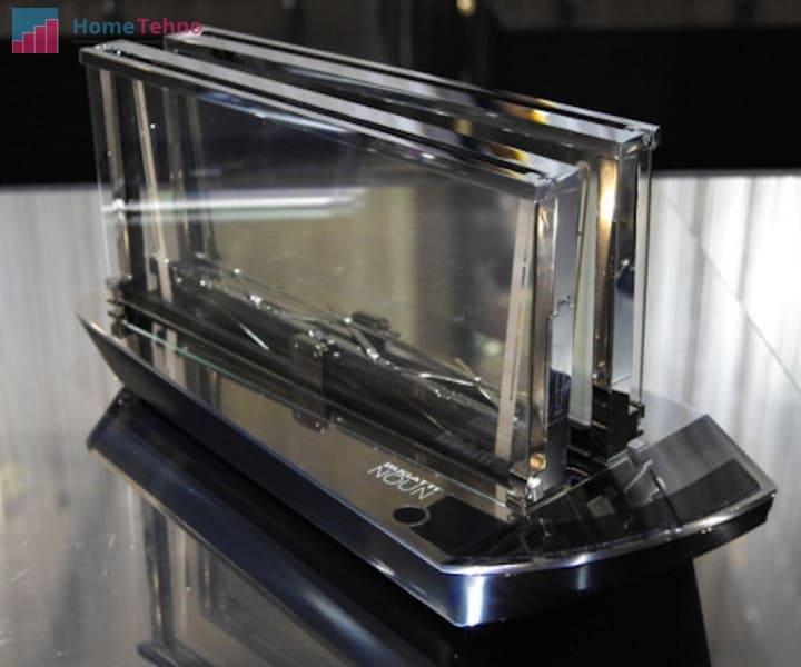 стеклянный тостер