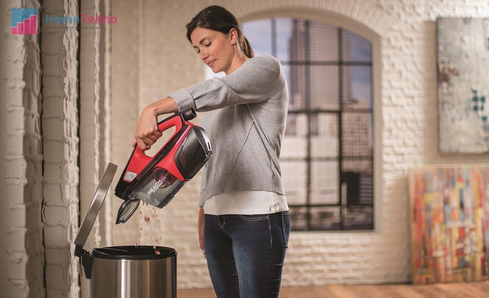 как подготавливать пылесос к чистке