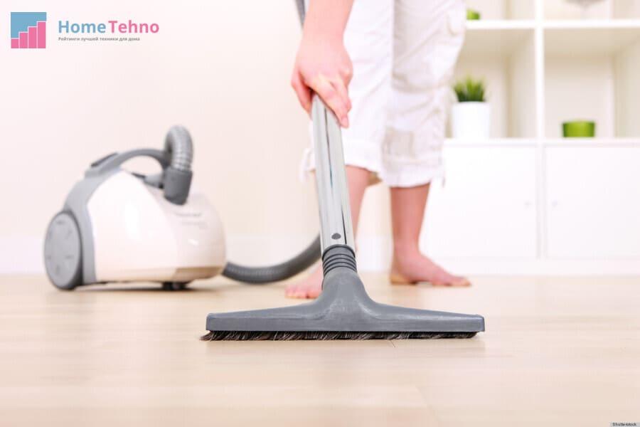 как подготовить пылесос к чистке