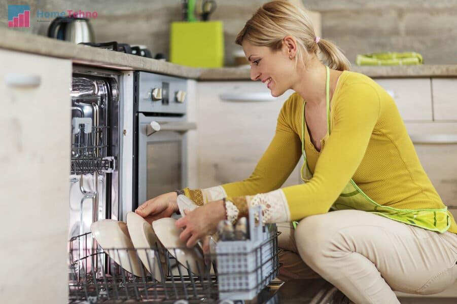 как пользоваться посудомоечной машиной hansa