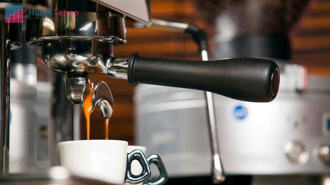 как пользоваться рожковой кофемашиной