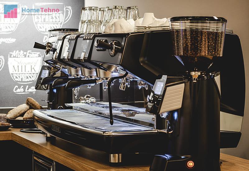 как правильно пользоваться кофемашиной