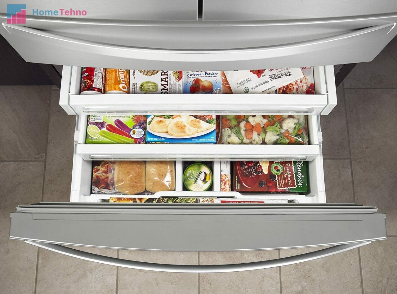 как разморозить холодильник lg