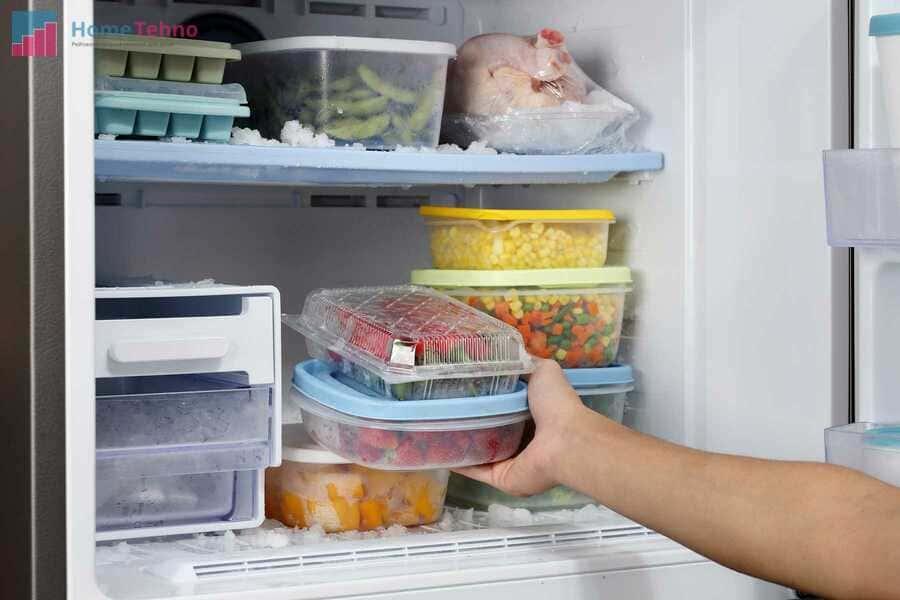 как разморозить холодильник ноу фрост