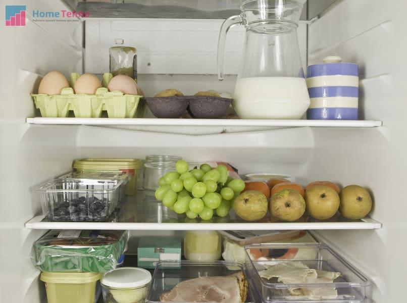 как разморозить капельный холодильник