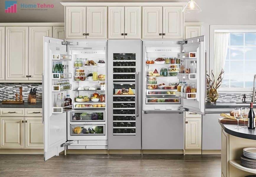 какие лучшие холодильники ноу фрост
