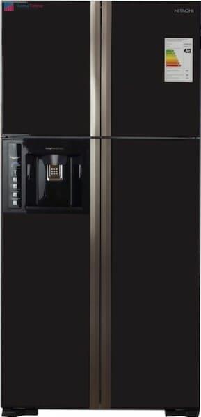 лучший холодильник ноу фрост Hitachi R-W662 PU3 GBW