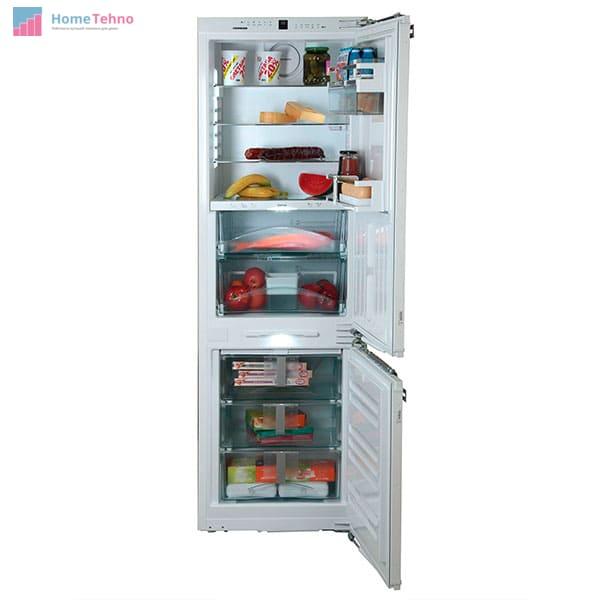 лучший холодильник ноу фрост Liebherr ICBN 3376-21