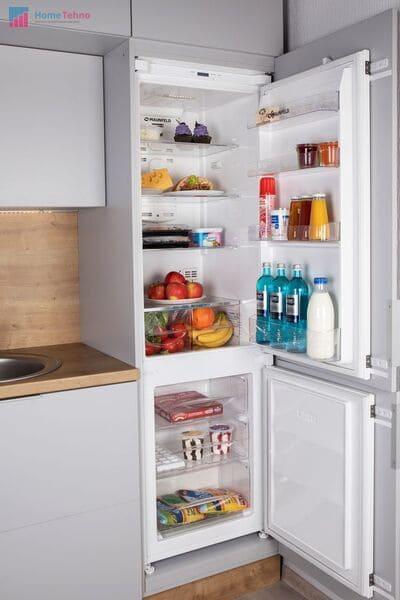 лучший холодильник ноу фрост MAUNFELD MBF 177NFW