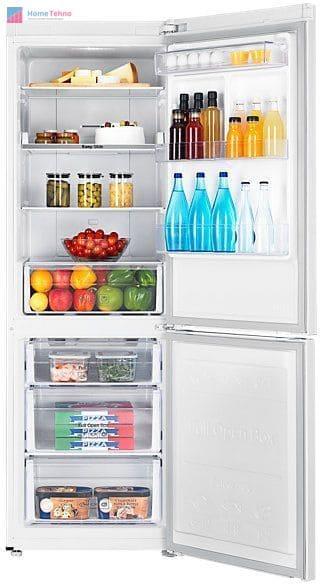 лучший холодильник ноу фрост Samsung RB-33 J3200WW