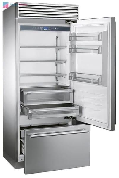 лучший холодильник ноу фрост Smeg RF396RSIX